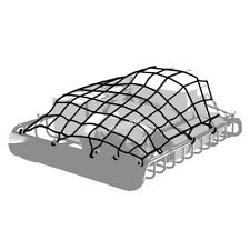 Roof Cargo Rack Basket Net For Rooftop Cargo Travel Luggage Carrier Extension