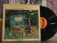 MUNJU, HIGH-SPEED KINERGARTEN - GERMAN LP APRIL II/00012 KRAUTROCK