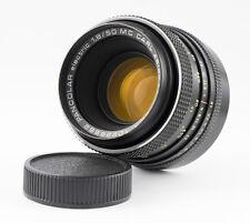 Carl Zeiss Jena Pancolar 50mm F1.8 MC M42 lens 35 1,8/50 35mm Meyer Pentacon 42