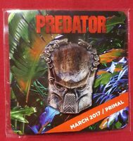 Loot Crate Exclusive Predator Pin ~ LootCrate DX ~ March 2017 Primal