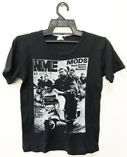 VINTAGE 70's NME NEW MUSICAL EXPRESS MODS COVER T-SHIRT PUNK ROCK THE JAM WELLER
