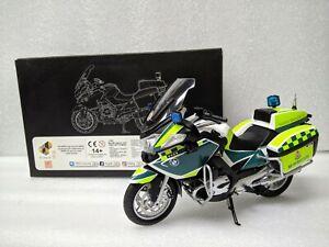 Tiny 1/12 HK AMS BMW R900RT-P MOTORCYCLE #ATC12005
