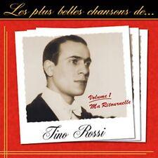 CD Les plus belles chansons de Tino Rossi - Vol. 1