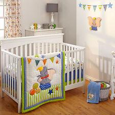 Disney Dumbo 7 Piece Crib Bedding Set