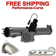 QTP Quick Time Performance Electric Exhaust Cutout - fits 09 - 18 RAM 1500