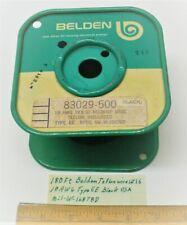 180 Teflon Wire 18 Awg Belden 83029 Silver Plate Mil W 16878d Lot 16 Usa