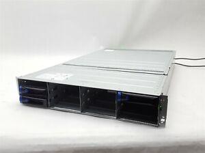Intel Corporation SR261URR 2* X5690 3.47GHz 192GB 9260-8i Raid 12-Bay Server