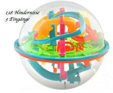 3d Kugellabyrinth Magic Ball mit 138 Hindernissen Geschicklichkeitsspiel #4672