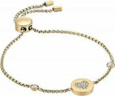 Michael Kors Damen Armreif Armband Bracelet Mkj5043710 Farbe Gelbgold