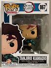 ON HAND! FUNKO POP DEMON SLAYER #867 TANJIRO KAMADO READY TO SHIP! MINT BOX!