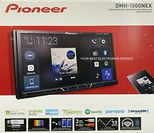 "New Pioneer Dmh-1500Nex 2-Din Car Stereo Receiver w/ 7"" Touchscreen & Weblink"