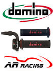 Domino KRR 03 Quick Action Throttle + Grips for Race / Track Day Bikes