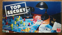 Top Secret  Game  By Jumbo  1985
