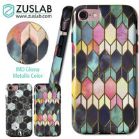 iPhone 8 7 6 6s Case for Apple Zuslab imd Flexible TPU Jelly Silicone Skin Cover