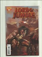Lord of the Jungle # 9. Dynamite Entertainment.