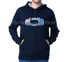 Oakley Manly Hoodie Navy Blue Size M Mens Australia Flag Fleece Jumper Sweater