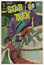 Gold Key STAR TREK COMIC #40 VF+