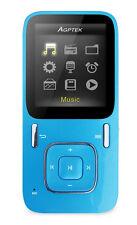IPod MP3-Player ohne Angebotspaket Agptek unterstütze Dateiformate