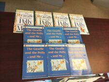 Guided Reading Lot of 10 THE GIRAFFE AND PELLY AND ME Dahl Class Set Teacher PB