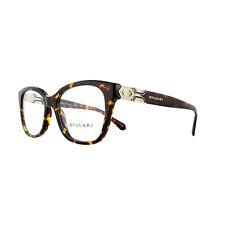 Bvlgari Eyeglasses Frames BV4172B 504 Dark Havana 54mm Womens