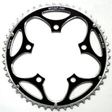 gobike88 Driveline black chainring 50T, BCD 110mm, 98g, COMPACT CHAINRING, 203