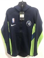 Nike NBA Dri-Fit Minnesota Timberwolves Therma Flex Jacket Sz L-Tall AV0819-419
