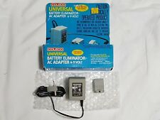 NEW (Read) Coleco Universal Battery Eliminator AC Adapter Tabletop Games 2098U