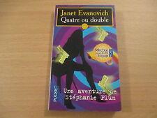 quatre ou double - janet evanovich