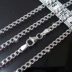 Niklarson® Panzerkette massiv 925 Sterling Silber Damen Herren Kette Armband VE3