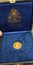 1976 Bahamas $100 Gold Coin Flamingos Sealed Fine Gold Caribbean