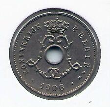 5 cent 1906 vlaams * Prachtig / F D C * LEOPOLD II * nr 3745
