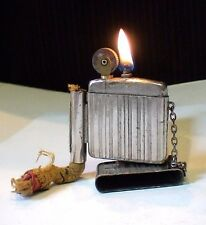 Briquet ancien @> FLAMIDOR PARIS le DUO <@ Vintage Lighter Feuerzeug Accendino