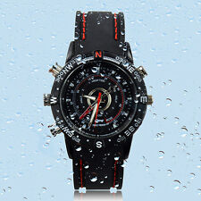 Waterproof Wrist DV Watch Camera Digital Video 8GB 1280x960 DVR Camcorder Pretty