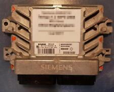 Renault Siemens EMS3132 Steuergerät Dacia Logan 1.6 Wegfahrsperre Deaktivieren