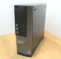 Dell Optiplex 3020 Windows 10 SFF PC Intel Core i3 4th Gen 3.6GHz 4GB 500GB WiFi