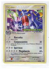 POKEMON Exploud 3/106 Rara Holo Ex Smeraldo ITA
