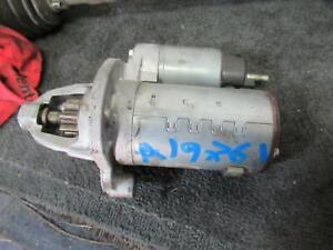 CHRYSLER 300C STARTER MOTOR PETROL, 3.6, LX, 07/12- 12 13 14 15 16 17 18 19