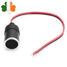 Car Cigarette Lighter Socket Charger Cable 12V DC Female Plug Connector Adapter
