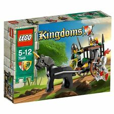 NEW IN SEALED BOX - LEGO KINGDOMS Prison Carriage Rescue - 7949