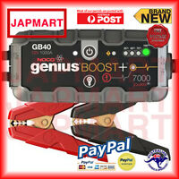 NOCO GENIUS BOOST GB40 12v Lithium-ion 1000AMP Laptop, Iphone Charger FREE POST