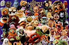 THE MUPPET SHOW POSTER Full Cast RARE HOT NEW 24X36 - PRINT IMAGE PHOTO -UW0