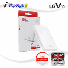 NEW Genuine LG V10 Battery Charger BC-4900 White