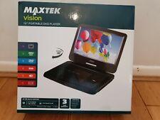 "Maxtek Vision 10"" Portable DVD Player HY 73848 *Brand New*"
