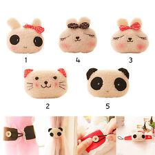 1Pcs Cute Panda cartoon Curtain Tie Backs Tieback Holder Drape Panel Z1O