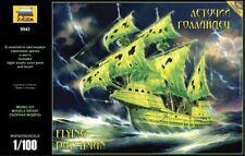 1/100 Flying Dutchman ZVEZDA 9042 Plastic ship Model kit