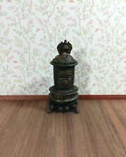 Dollhouse Miniature Large Victorian Parlour Heating Stove 1:12 Scale parlor