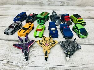 Hasbro Transformers Speed Stars Cars, Planes, Vehicles Bundle Optimus, Bumblebee