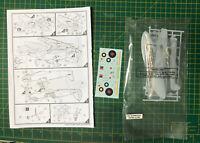 Airfix 1:72 Supermarine Spitfire Mk VB Loose Model Kit Bargain RAF BBMF AB190