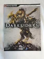 Darksiders BradyGames Signature Series Guide Paperback Book