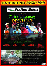 Catfishing DreamTeam Dvd How To Catch Big Catfish Video